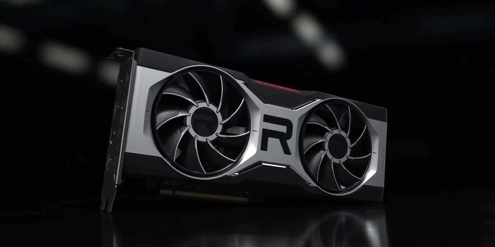 Radeon RX toegevoegd